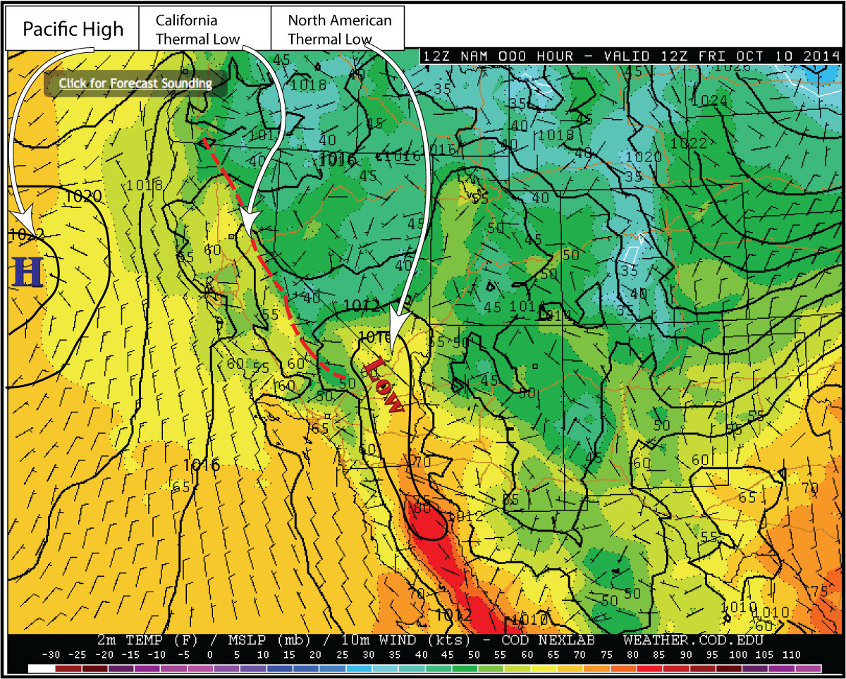 Lecture Surface Weather Map Analysis Sources Of European America Temperature Map